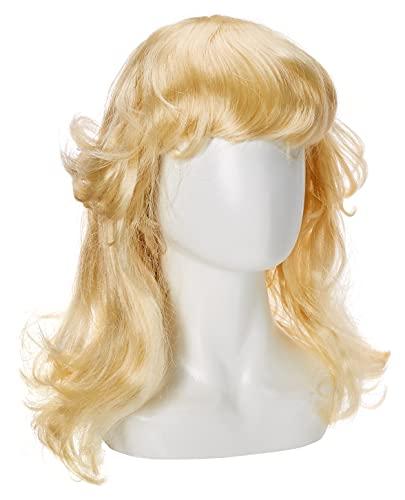 Disguise Princess Peach Adult Wig Standard