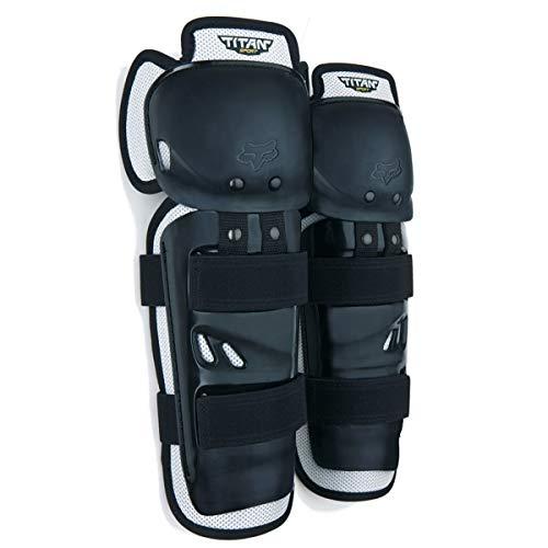 Fox Racing Titan Sport Knee/Shin Guards - One size fits...