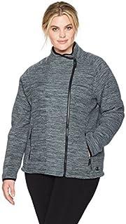 Champion Women's Plus Size Sherpa Lined Fleece Jacket