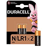 <span class='highlight'>Duracell</span> N <span class='highlight'>Alkaline</span> <span class='highlight'>Battery</span> 1.5V, Pack of 2 (E90 / LR1) for Flashlights, Calculators and Bike Lights
