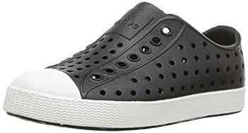 Native Shoes - Jefferson Child Jiffy Black/Shell White C4 M US