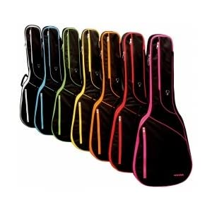 Gewa 4/4 Gitarrentasche für Konzertgitarre in silber, IP-G Serie
