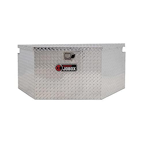 Jobox 48' Aluminum Extra Wide Trailer Tongue Box - 410000D