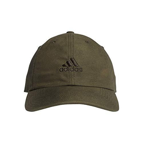 adidas Herren Estate Relaxed Adjustable Cap Hat, Herren, Mütze, Men's Estate Relaxed Adjustable Cap, Raw Khaki, Einheitsgröße