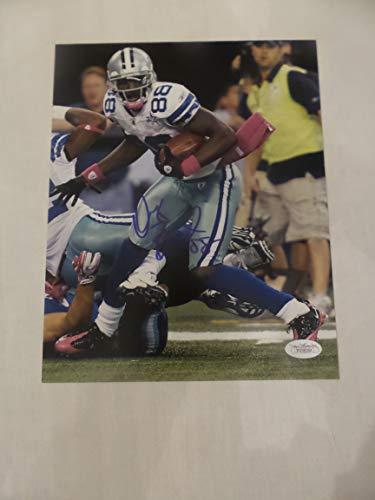 Dez Bryant Signed Dallas Cowboys Autographed 8x10 Photograph JSA