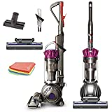 Premium Dyson Ball MultiFloor Upright Vacuum:High Performance HEPA Filter, Bagless Height Adjustment,Strongest Suction,Telescopic Handle,Self Propelled Rotating Brushes+ Marxsol One Microfiber Cloth