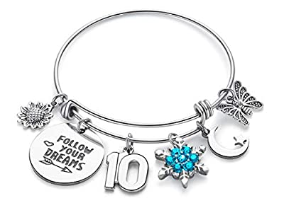 Doitory Best Friend Birthday Gifts for Women 5 6 7 8 9 10 Year Old Girl Birthday Gifts for Teenage Girls 21st 30th 40th 50th Birthday Gifts for Women Teen Girl Gifts for Friends Female