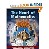 The Heart of Mathematics: An Invitation to Effective Thinking, 3rd Edition Binder Ready Version with Binder Set