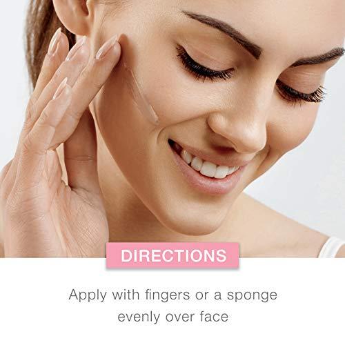 41IZMon9vTL - Neutrogena Healthy Skin Anti-Aging Perfector Tinted Facial Moisturizer and Retinol Treatment with Broad Spectrum SPF 20 Sunscreen with Titanium Dioxide, 30 Light to Neutral, 1 fl. oz