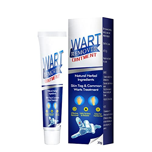 Wart Remover Skin Tags Wrat Flat Remover, Wart Remover Moisturizing Instant Bememish Removal Gel Mole Remover voor het…