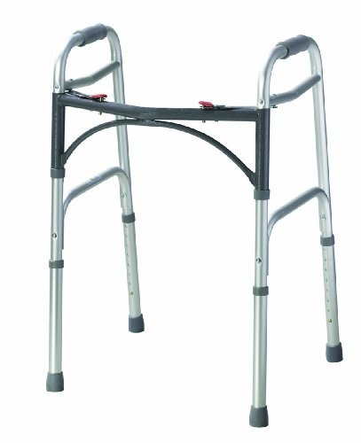 Drive Folding Lightweight Aluminium Height Adjustable Walking Frame