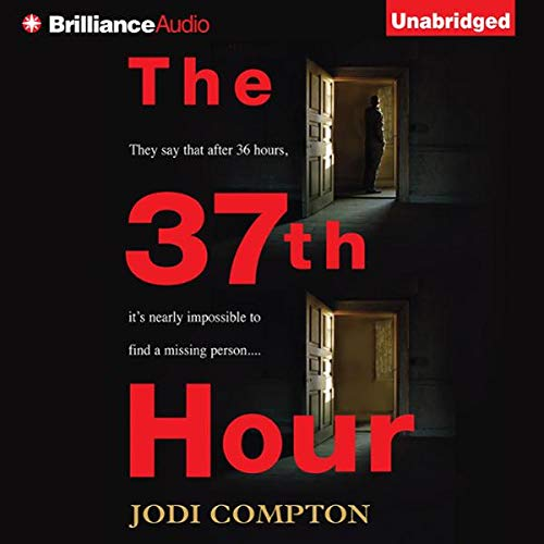 The 37th Hour audiobook cover art