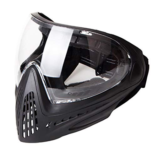 Bulokeliner FMA F1 Monolayer Outdoor Máscara táctica Protector Resistente al Polvo Gafas tácticas Nerf Máscara de protección Airsoft Máscara táctica