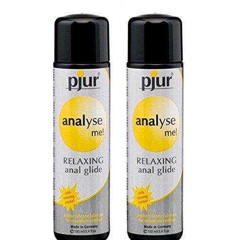 Pjur - Analyse Me Glide 100 ml - Pack de 2