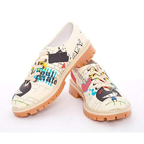 GOBY Tmk5502 - Zapatos Mujer