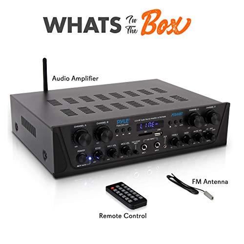 Product Image 3: 500W Karaoke Wireless Bluetooth Amplifier