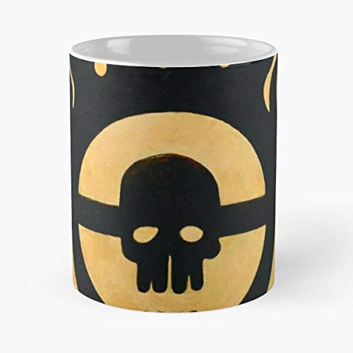 Furiosa Max Mad Road Fury Cinema Symbol Warrior Best Mug holds hand 11oz made from White marble ceramic
