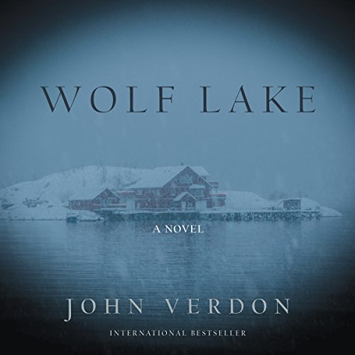 Wolf Lake audiobook cover art