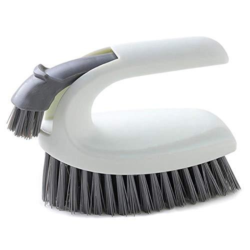 Reinigungsbürste,Scheuerbürste von Bürste im Küchen-Teppichreiniger Fugenbürste Bad