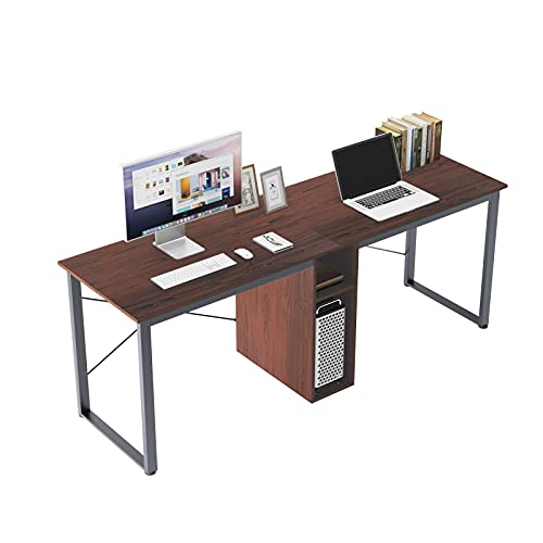 Two Person Home Office Desk