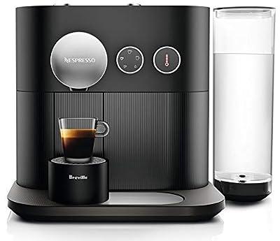 Breville-Nespresso USA BEC720BLK Nespresso Expert by Breville, Black Espresso & Coffee Maker,