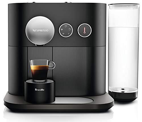 Breville-Nespresso USA Nespresso Expert by Breville, Espresso & Coffee Maker, Bundle-Black