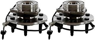Prime Choice Auto Parts HB615038PR Front Pair 2 Wheel Hub...
