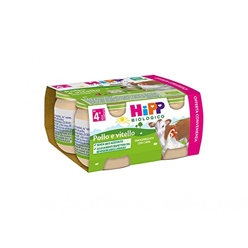 Hipp Bio Omog Pol/vit 4x80g