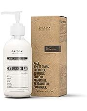 DETOX SKINFOOD - Crema Hidratante Corporal - Para uso diario y especialmente para pieles secas - Vegan 250ml