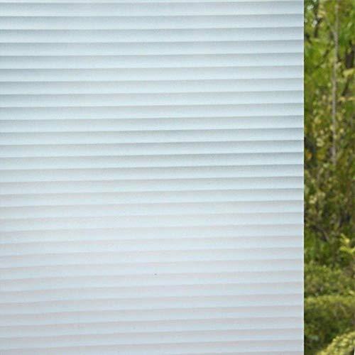 60x200cm Zelfklevende folie voor badkamer raam glazen schuifdeuren cellofaan toilet doorschijnend raam glas zelfklevend papier, rolluik