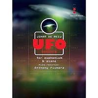 UFO Concerto: For Euphonium & Piano