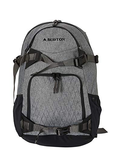Burton Herren Rucksack Riders Pack 25L, Größe:OneSize, Farben:Shade Heather