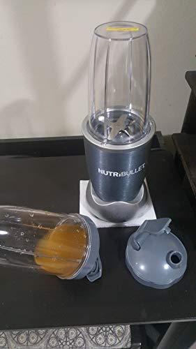 Poweka-Ersatzteil-fr-Nutribullet-Becher-mit-aufklappbarem-Deckel-fr-NutriBullet-Mixer-600-W900-W