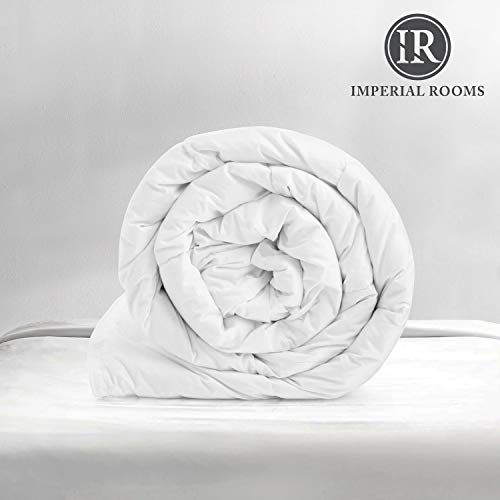 Imperial Rooms Double Duvet 13.5 Anti Allergy Tog Hollowfibre Winter Quilt Extra Thick Warm