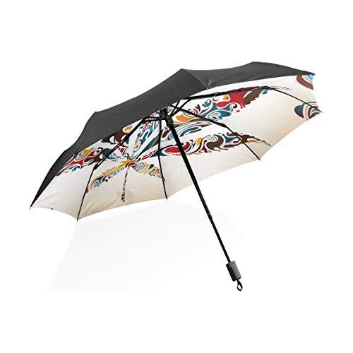Tragbarer Regenschirm Artistic Leaf Cannabis Poster Vorlage Geeignet Tragbarer kompakter Taschenschirm Anti-Uv-Schutz Winddicht Outdoor-Reisen Frauen Netter Regenschirm Für Frauen