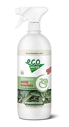 ECORETTILI 1Kg - repellente naturale contro rettili e lucertole
