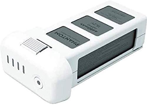 DJI 1456 Intelligent Flight Battery Phantom 3, Part133, Bianco