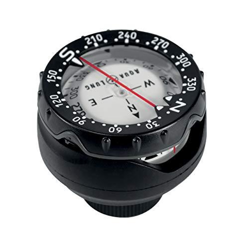 Aqualung Tauch Kompass für Retractor oder Schlauch