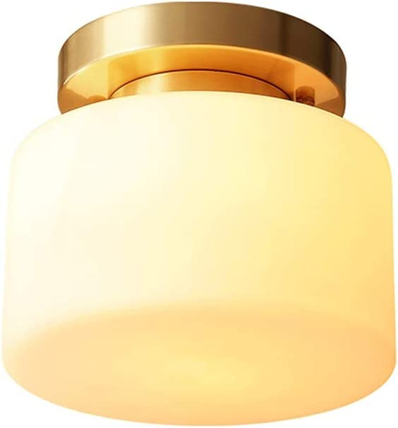 zlw-shop Ceiling Light American Bargain Hallway Cheap mail order sales Corridor Lamp Ai