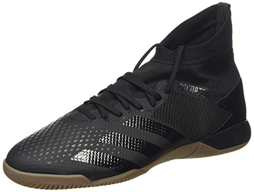 adidas Herren EE9573_42 Indoor Football Trainers, Black, EU