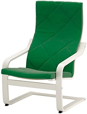Amazon.com: Silla de IKEA, blanco, edum Rosa 14204.1722.3014 ...