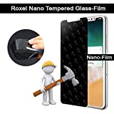 Roxel {Pack of 3} Lenovo ZUK Z2 Pictures Flexiable Nano Glass Screen Protector with Unbreakable Nano Film Glass [ Better Than Tempered Glass ] Screen Protector for Lenovo ZUK Z2 Pictures