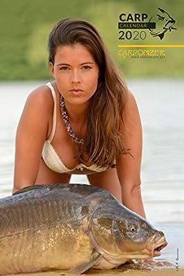 Carponizer carp Fishing Wall Calendar 2020