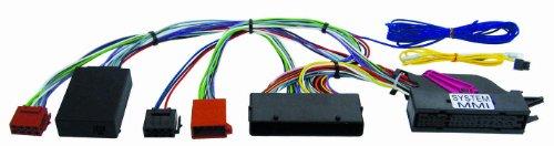 Phonocar 4/757 Câble pour kit Mains-Libres Audi A4 08> A5 07> Multicolore