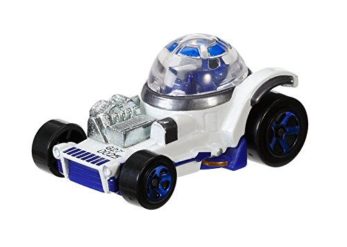 Mattel Hot Wheels – Star Wars – R2 D2