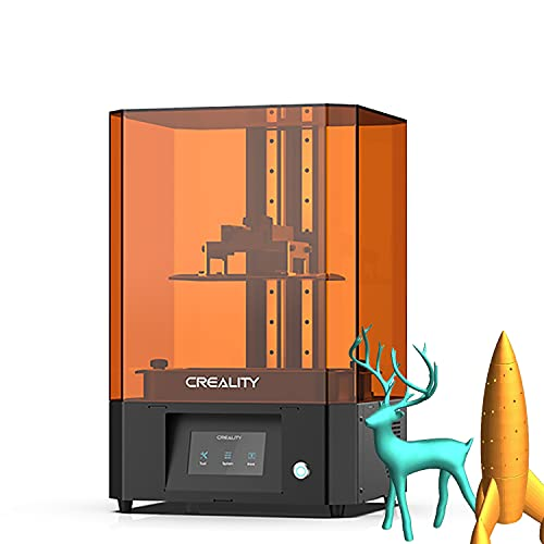 Official Creality LD-006 Resin 8.9 Resin 3D Printer 4K Monochrome Screen, With Parallel Matrix UV Light Source And Dual Linear Guide Design Printing Size 192 * 120 * 250mm