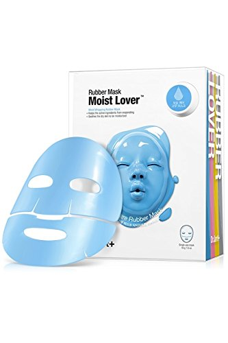 Dr.Jart+ Rubber Masken 4p Sets Moist Firming Bright Clean Lover Feuchtigkeits Anti-Aging