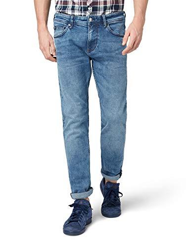 TOM TAILOR Denim Herren Piers Slim Jeans