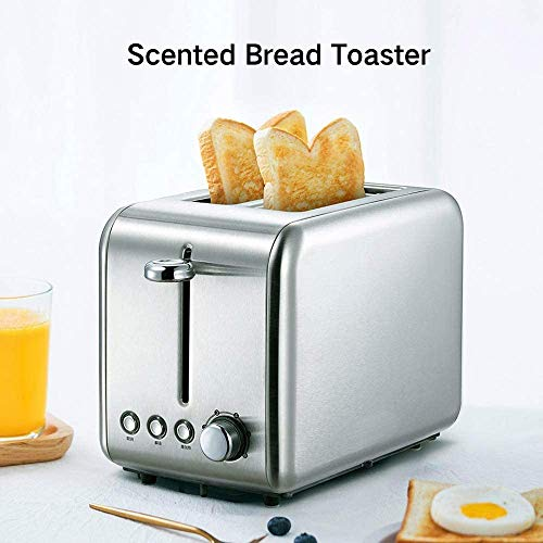 Amazing Deal CattleBie Bread Baking Machine Electric Toaster Household Automatic Breakfast Toast San...