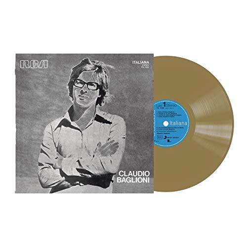 Claudio Baglioni 50esimo Anniversario Edizione Colorata Bronzo e Numerata (Esclusiva Amazon.it Vinyl Week 2020)